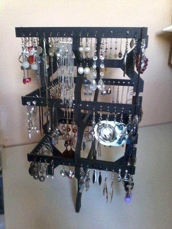Porte bijoux danielle boutique for Meuble porte bijoux